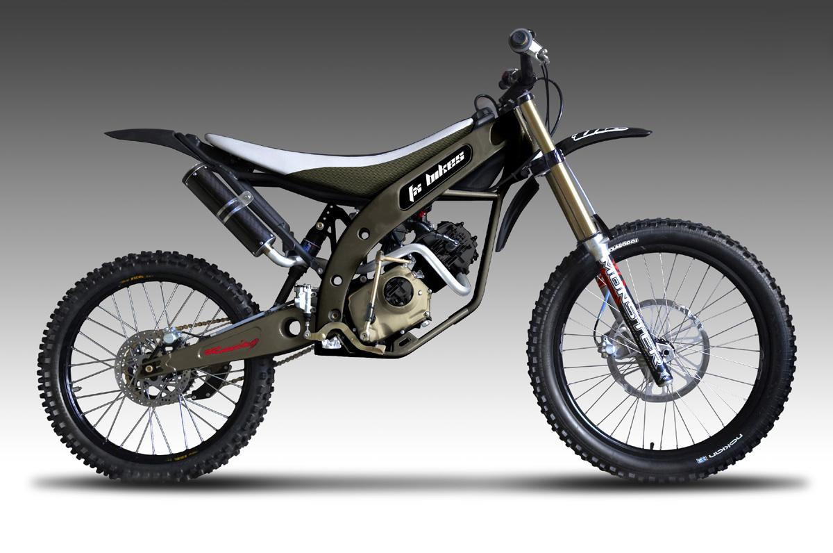 Ini Dia Revolusi Trail Bike Dari FX Bike M85 Dan Zero MX Wjsblog
