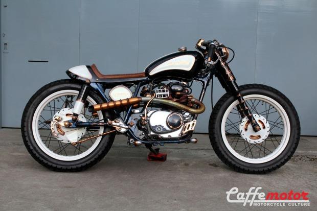Honda CB 175 Twin SS 1973  Indonesia Bangettt Kelessss (1)