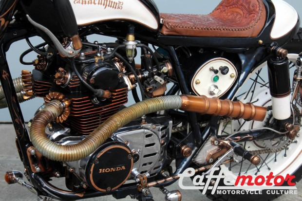 Honda CB 175 Twin SS 1973  Indonesia Bangettt Kelessss (3)