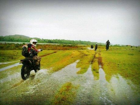 trabas bandung dirt bikers indonesia