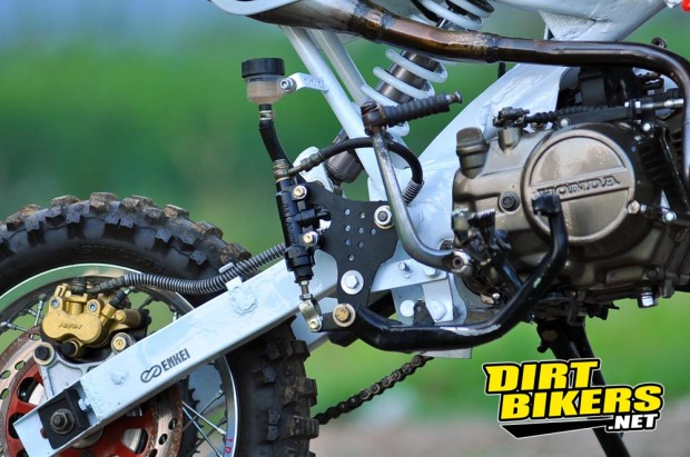 trail millenium mini dirt bikers indonesia 5