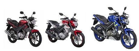 vixion old new advance