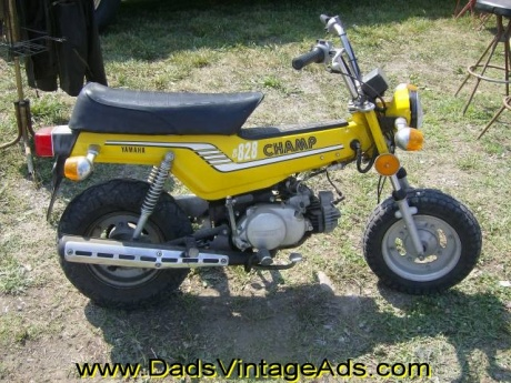 Yamaha champ 80 1