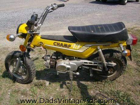 Yamaha champ 80 2