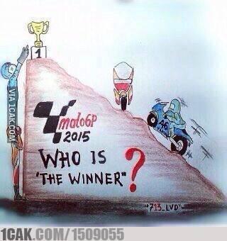 Meme MotoGP Valencia 10