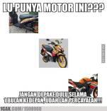 Meme MotoGP Valencia 20 - motor repsol