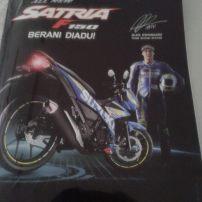 Booklet Satria FU Injeksi 01 - cover