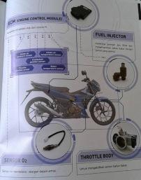 Booklet Satria FU Injeksi 09 injektor