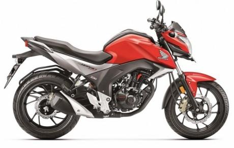 Honda-CB-Hornet-160R 0