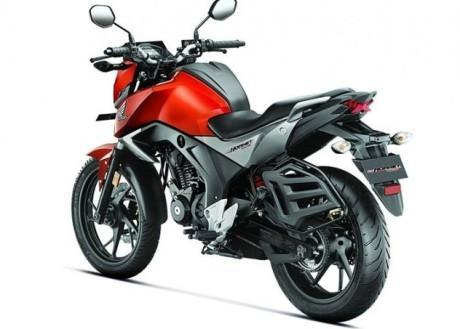 Honda-Hornet-160 1