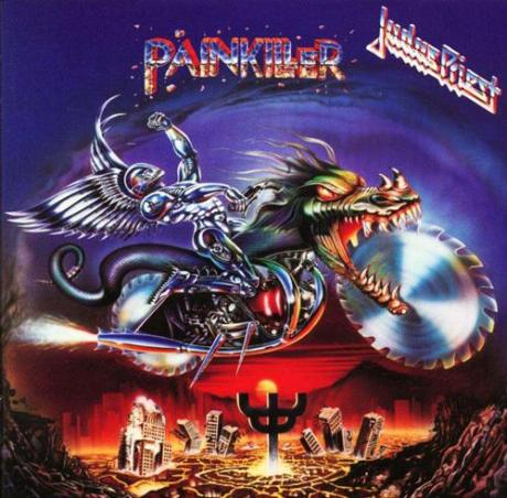 Judaspriest - painkiller
