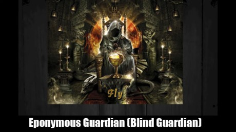 Metal Mascots - Blind Guardian