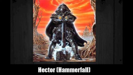 Metal Mascots - Hammerfall