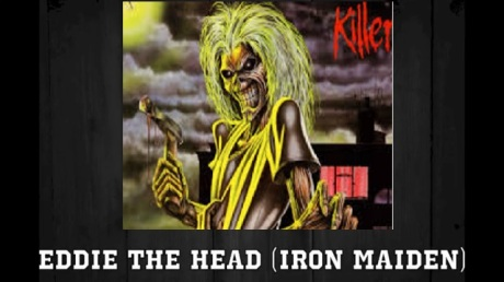 Metal Mascots - Iron Maiden