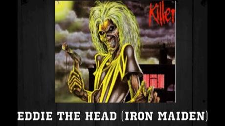 Metal Mascots - Iron Maiden