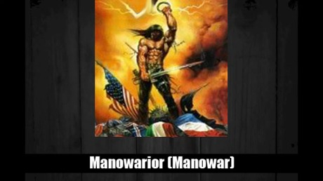 Metal Mascots - Manowar