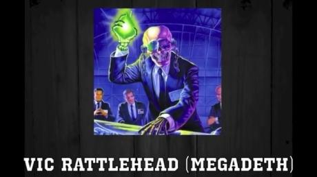 Metal Mascots - Megadeth