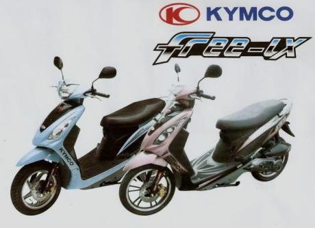 Kymco Free LX