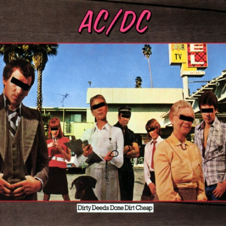 AC DC - Dirty Deeds Done Cheap