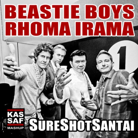 Beastie Boys Feat Rhoma Irama - Sure Shot Santai