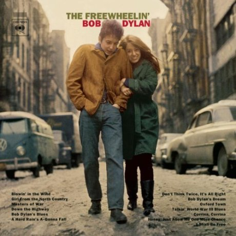 Bob Dylan - The Freewheelin