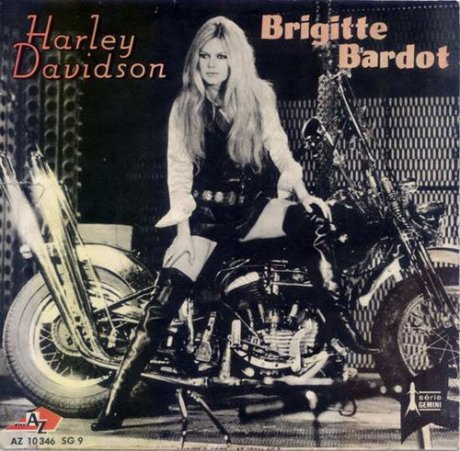 Brigitte-Bardot-Harley-Davidson