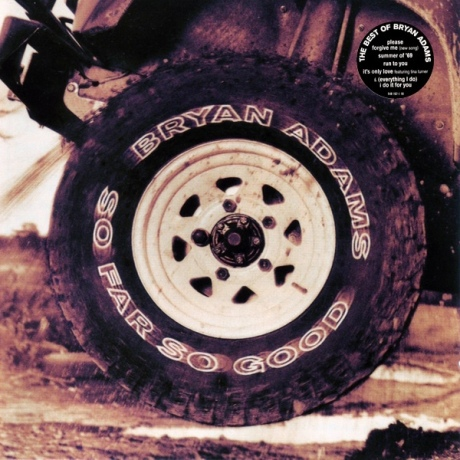 Bryan Adams - So Far so Good (1993) - '93 Land Rover Defender