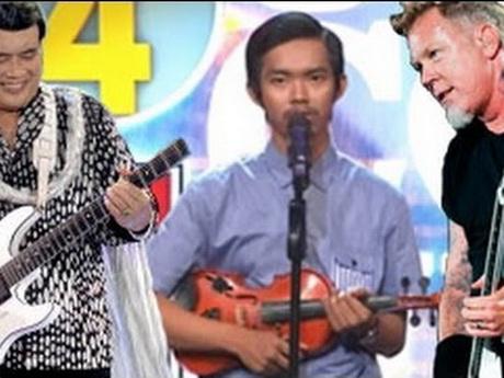 Dodit Mulyanto Rhoma Feat Metallica