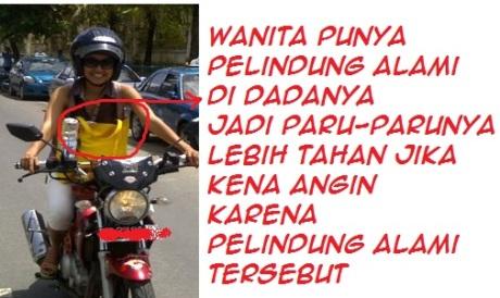 rider wanita