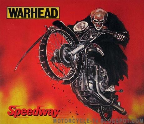 warhead-speedway-Heavy metal from Belgium