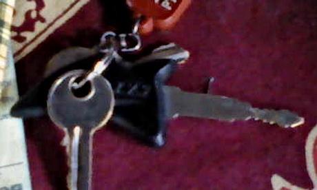 Anak Kunci TVS Rock Z