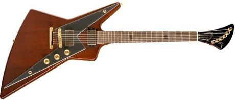 explorer reverse guitar