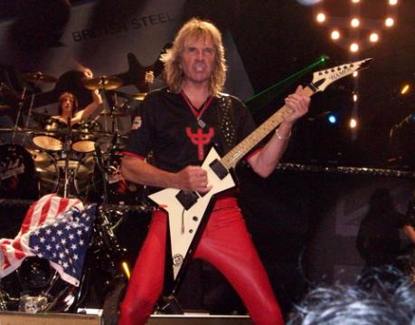 Glen Tipton Hamer Guitar