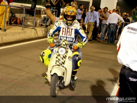 Rossi Naik Scoopy