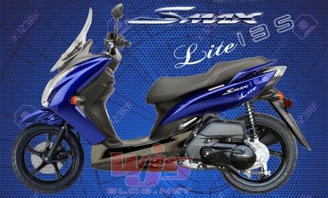 Yamaha SMAX downgrade