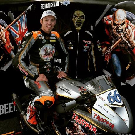 Iron Maiden Superbike
