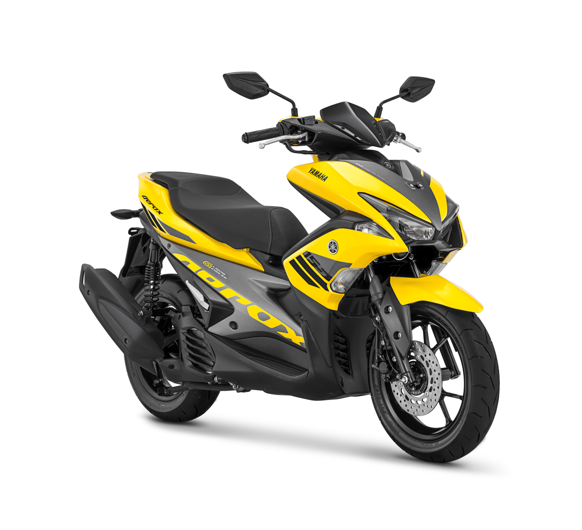 Aerox 155VVA Yellow