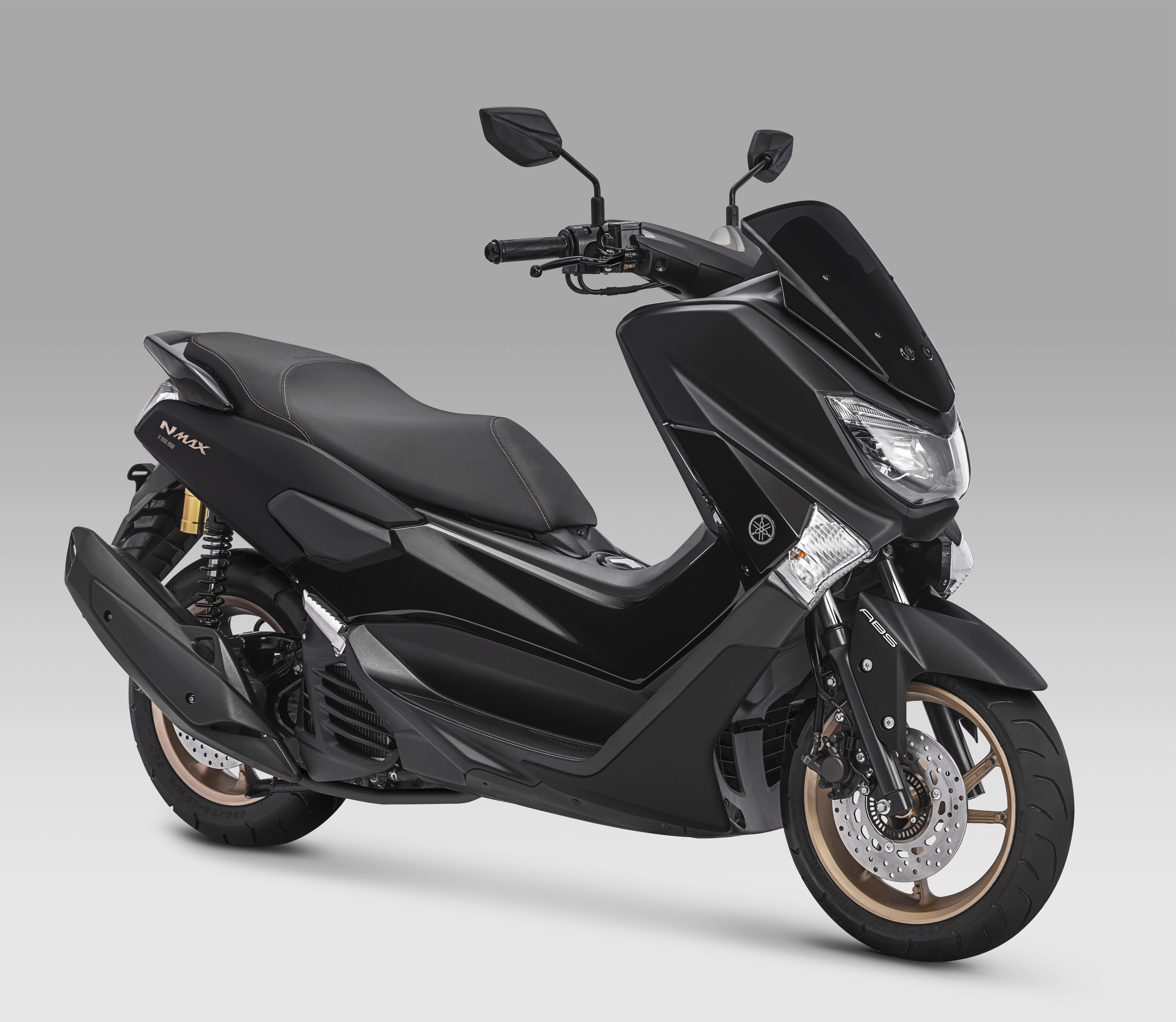 Download Kumpulan 48 Modifikasi Yamaha Nmax Black Doff Terbaik Dan