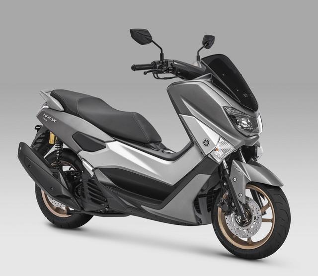 Yamaha NMAX 155 model 2018 MatteGrey